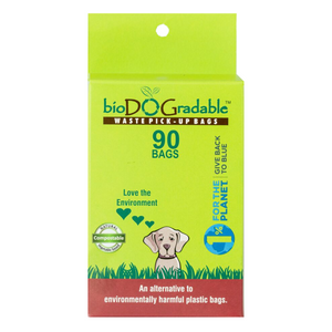 Compostable Dog Poop Bags- Refill Rolls