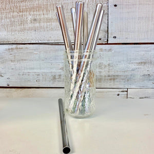 "Straws- 8.5"" Wide for Smoothies"