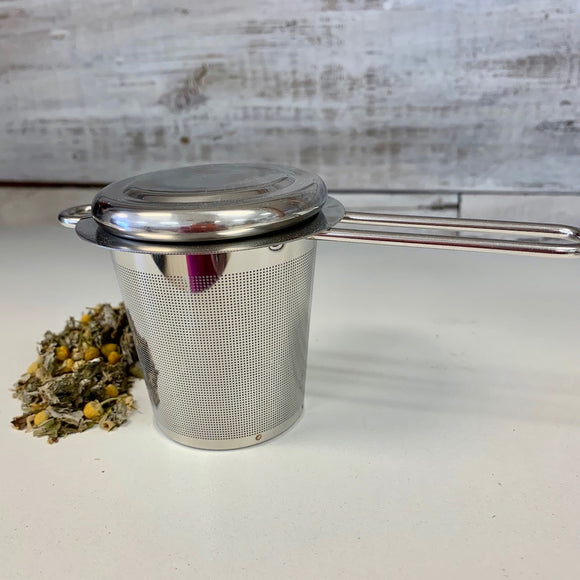 Stainless Steel Tea Strainer for Loose Tea