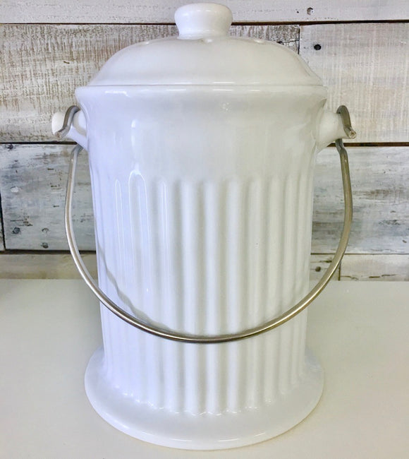 Counter-Top Composter, Ceramic