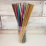XL Stainless Steel Straws for Tall Drinks