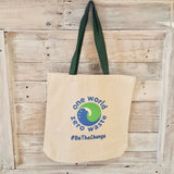 Organic Cotton Canvas Tote Bags