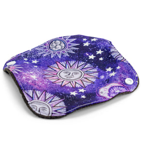 Moon Cycle Pads, Reusable, Washable