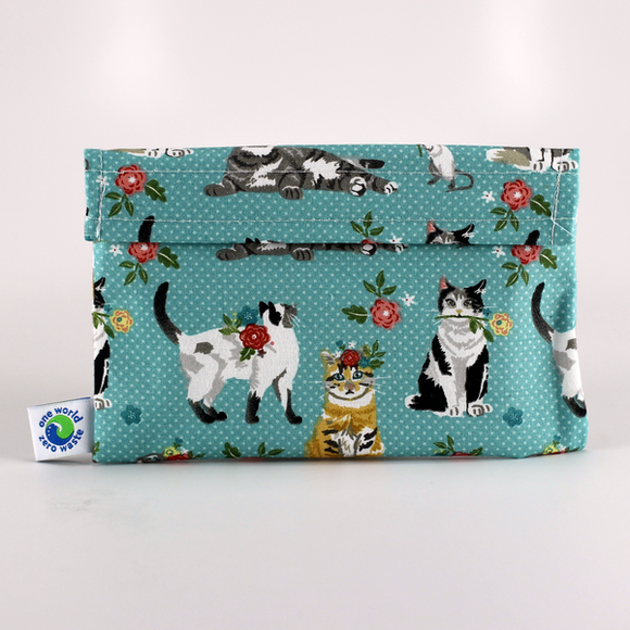 Dog and Cat Reusable Treat Bags