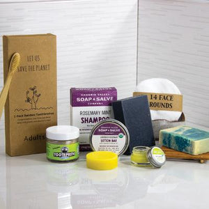 Zero Waste Body Bundle
