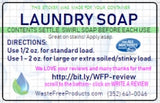 Laundry Soap for 256 Loads
