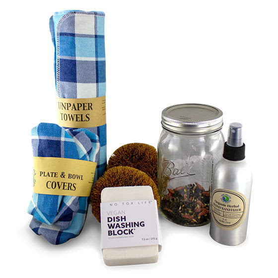 Zero Waste Stay Home Bundle