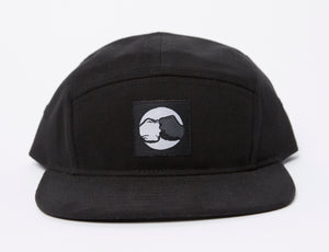 Retro Classic 5 Panel Hat