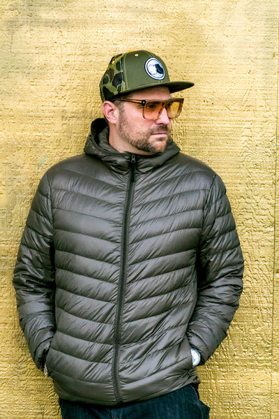 INDAMIX Bubble Jacket