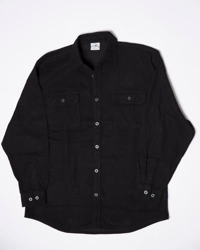 The Camper Button Up