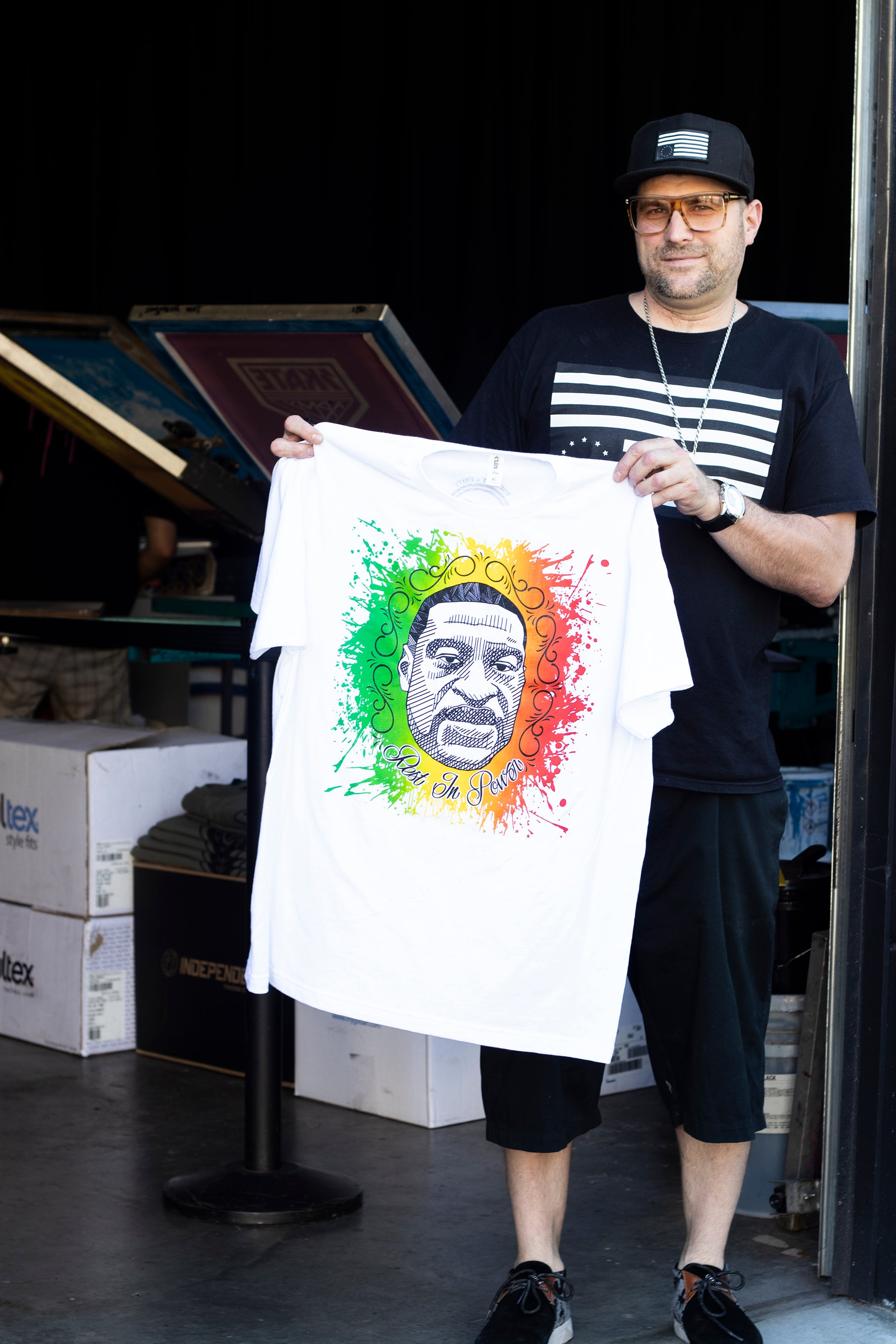 George Floyd Tee - Donation