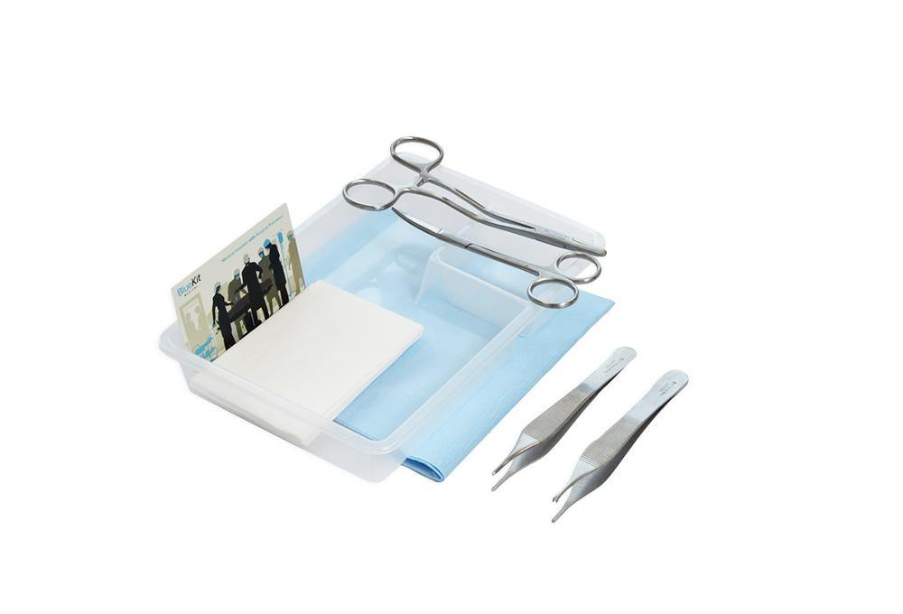 Fine Suture Kit/ Minor Ops, Basic ( Pack of x 20 )