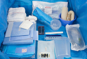 Hip Replacement Pack (Conventional)