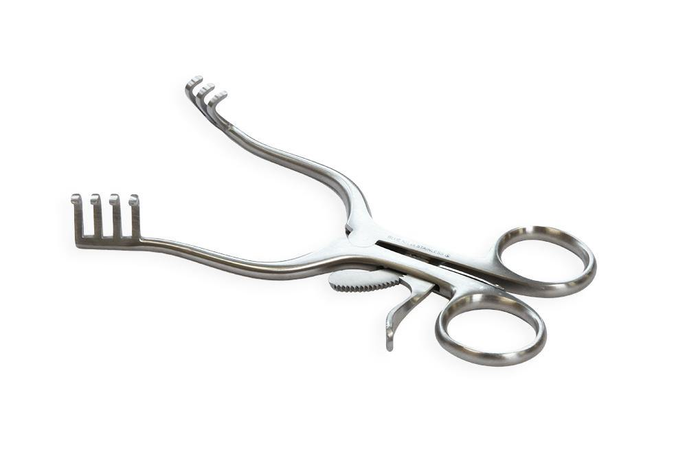 West Retractor, 4:3 X 20