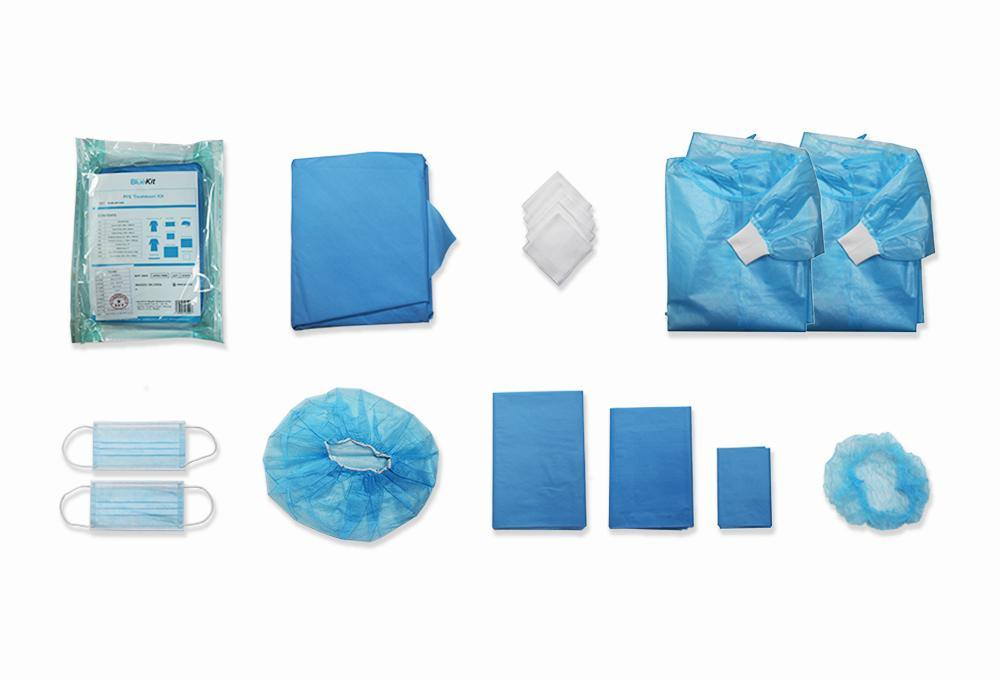 Dental PPE Treatment Kit