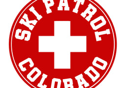 Ski Patrol Stickers