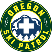 Oregon Ski Patrol Sticker