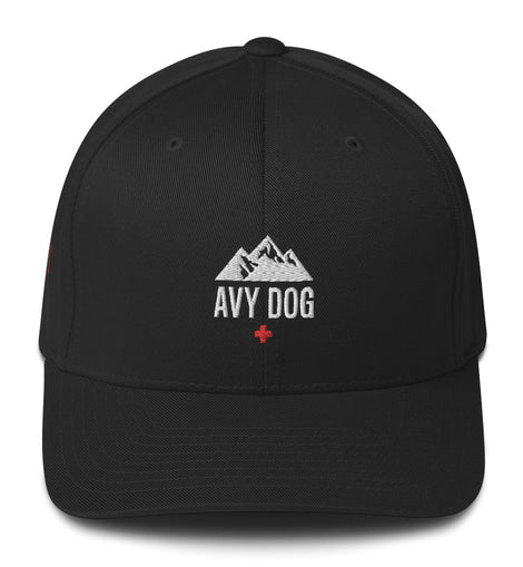 Avy Dog Structured Twill Cap