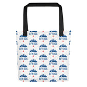 Avy Dog Tote bag
