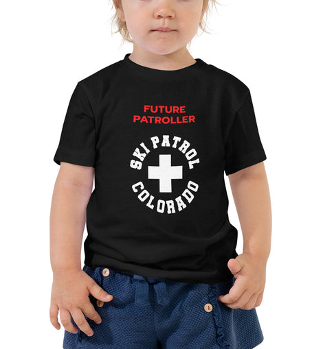 Future Patroller Toddler Short Sleeve Tee