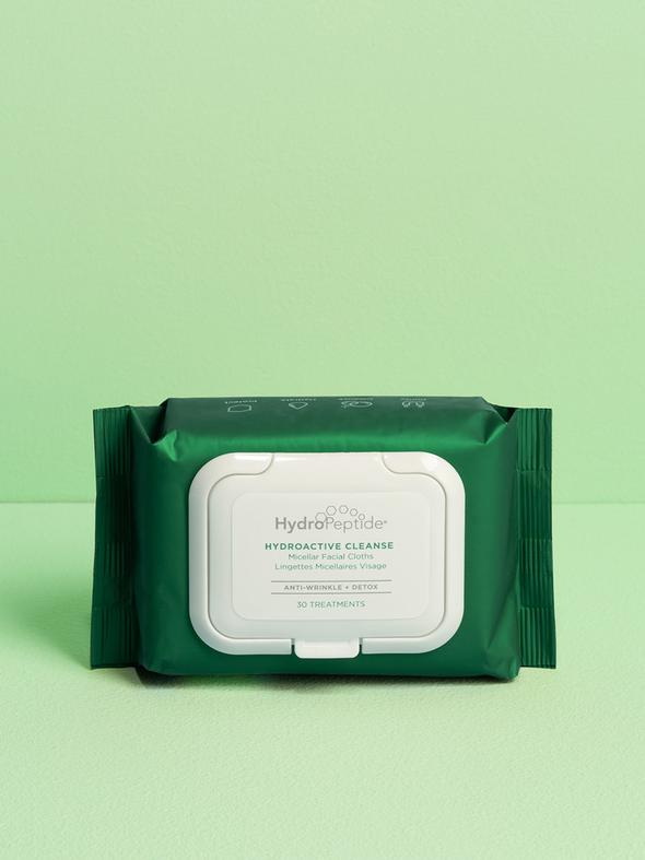 HydroActive Facial Cleansing Cloths