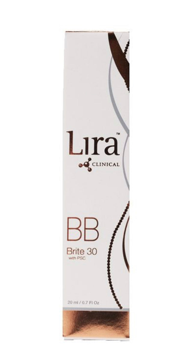 BB BRITE 30: flawless foundation, daily hydration, and SPF 30