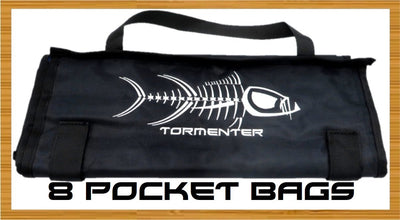 8 Pocket Lure Bags