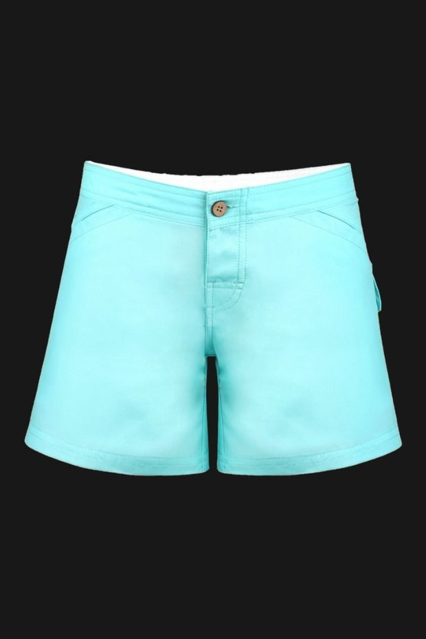 Women's Bermuda Collection Board Shorts Women's board shorts Tormenter Ocean BC Seafoam 0