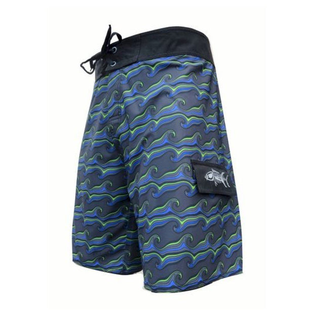 Reef Break Board Shorts - Waves Reef Break Tormenter Ocean