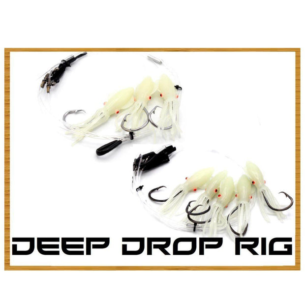 Deep Drop Rig Rigs Tormenter Ocean