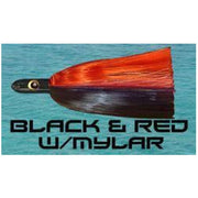 Dredge Witch - Black & Red Dredge Baits Tormentor Ocean Fishing Gear