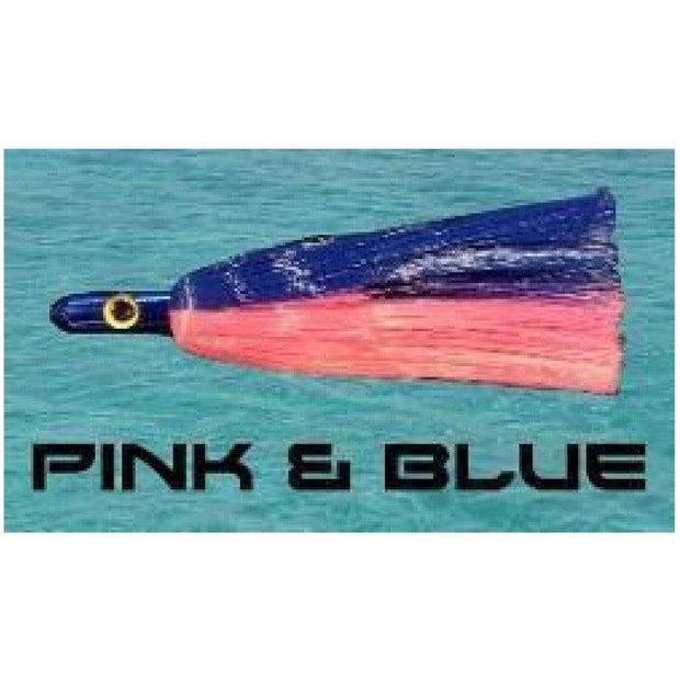 Dredge Witch - Pink & Blue Dredge Baits Tormentor Ocean Fishing Gear