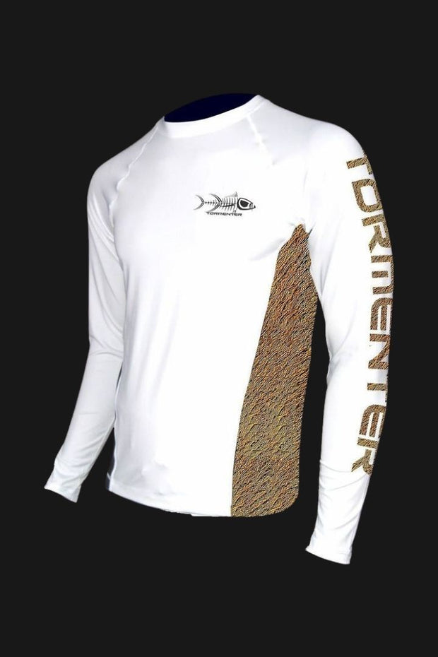 Redfish Side Venting Fishing Shirt