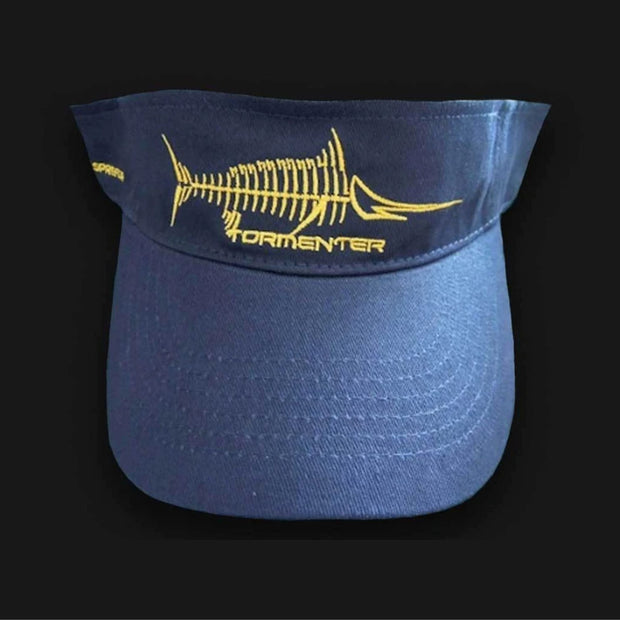 VISOR - Navy Blue Head Gear Tormenter Ocean