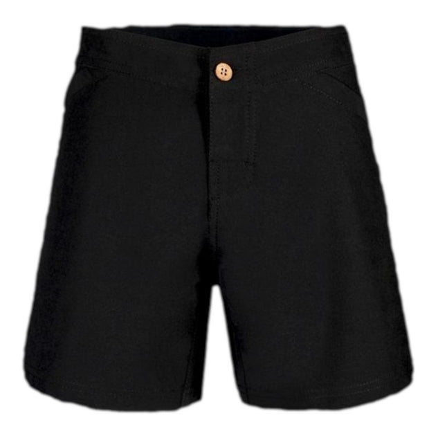 Women's Bermuda Series Yachting Shorts - Black Women's board shorts Tormenter Ocean