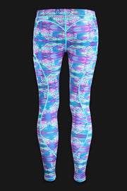 Active Leggings - Turtle - Tormenter Ocean Fishing Gear Apparel Boating SPF Surfing Watersports
