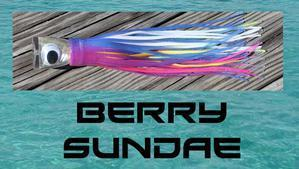 Berry Sunday - Big Mouth Trolling Lure - Tormenter Ocean Fishing Gear Apparel Boating SPF Surfing Watersports