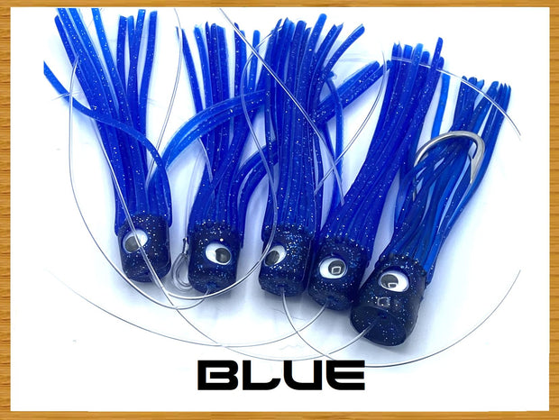 Softy Chain Daisy Chains & Multi Bait Rigs Tormenter Ocean Blue