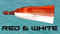 Dredge Witch - Red & White - Tormenter Ocean Fishing Gear Apparel Boating SPF Surfing Watersports