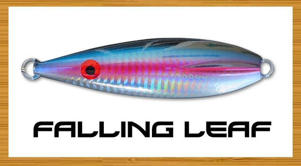 Falling Leaf Jig - Tormenter Ocean Fishing Gear Apparel Boating SPF Surfing Watersports