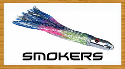 Smoker - Tormenter Ocean Fishing Gear Apparel Boating SPF Surfing Watersports