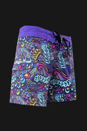 "Tormenter Women's 8 Way Stretch 3.5"" Board Shorts - Reef"