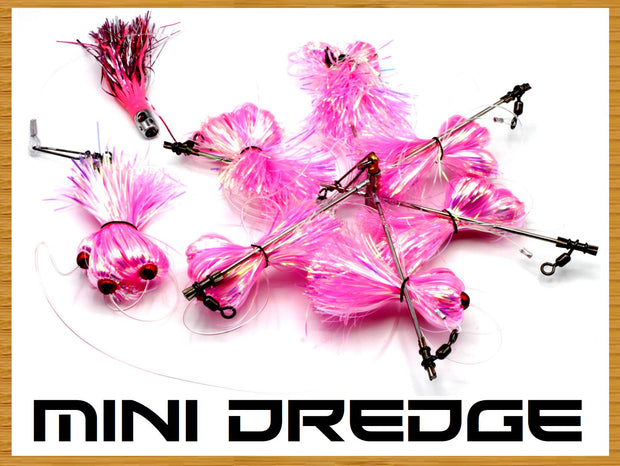 Mini Dredge Daisy Chains & Multi Bait Rigs Tormenter Ocean