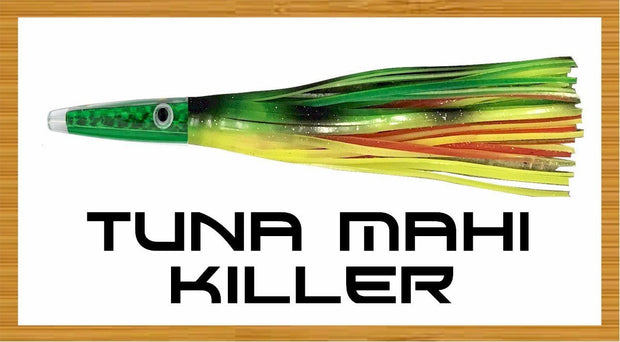 Tuna Mahi Killer - Tormenter Ocean Fishing Gear Apparel Boating SPF Surfing Watersports