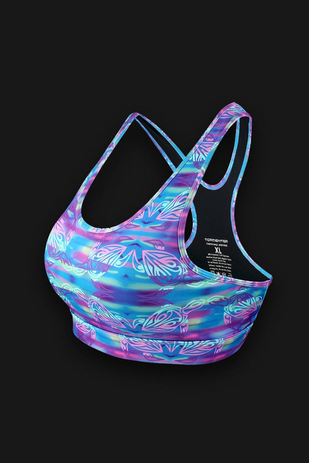 Turtle Active Sports Bra - Tormenter Ocean Fishing Gear Apparel Boating SPF Surfing Watersports