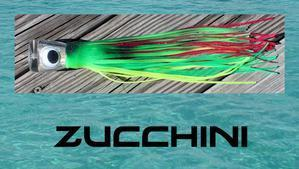 Zucchini - Big Mouth Trolling Lure - Tormenter Ocean Fishing Gear Apparel Boating SPF Surfing Watersports