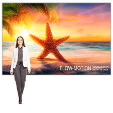Flow-Motion Dynamic Animated Light Boxes