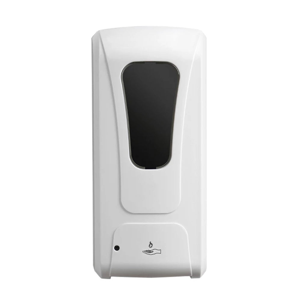 Adjustable & Touch Free Automatic Hand Sanitizer Dispenser with Auto-Sensing Mist Spray
