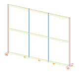Mobile Folding Partition Wall