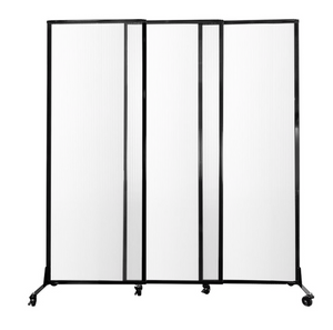 Medi-Wall QuickWall Sliding Partition